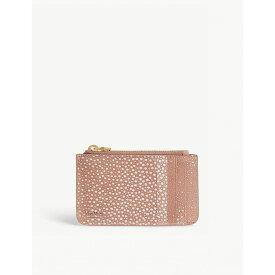 マックスマーラ max mara レディース 財布【powder print small leather purse】Powder