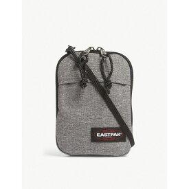 イーストパック eastpak メンズ ポーチ【authentic buddy canvas cross-body pouch】Sunday grey