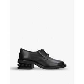 ニコラス カークウッド nicholas kirkwood レディース シューズ・靴 ローファー・オックスフォード【suzi leather derby shoes】Black