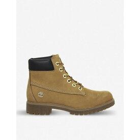 ティンバーランド TIMBERLAND レディース シューズ・靴 ブーツ【Slim Premium 6 Inch leather boots】Wheat