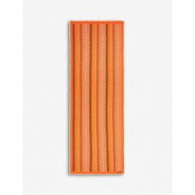 ロエベ LOEWE レディース マフラー・スカーフ・ストール【Anagram wool, cashmere and silk-blend scarf】Orange/multicolor