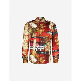 エトロ ETRO メンズ シャツ トップス【graphic-print cotton shirt】Multi