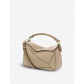 ロエベ LOEWE レディース ショルダーバッグ バッグ【Puzzle small multi-function leather bag】SAND/MINK COLOUR