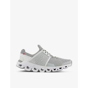 オン ランニング ON-RUNNING メンズ スニーカー シューズ・靴【Cloudswift mesh trainers】GLACIER WHITE F