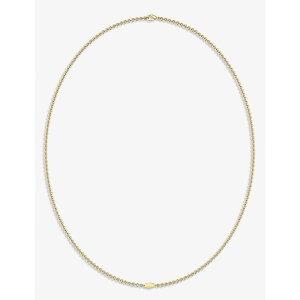 ヴァシ VASHI レディース ネックレス チャーム ジュエリー・アクセサリー【Connections 18k yellow-gold charm necklace】18K Yellow Gold