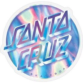 サンタクルーズ SANTA CRUZ メンズ ステッカー 【Iridescent Dot Sticker】MULTI