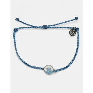 プラ ヴィダ PURA VIDA レディース ブレスレット チャーム ジュエリー・アクセサリー【Make Waves Charm Bracelet】BLUE