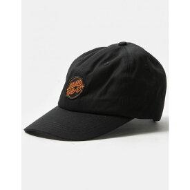 サンタクルーズ SANTA CRUZ メンズ キャップ 帽子【Mixed Up Strapback Hats】BLACK