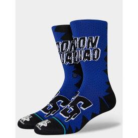 スタンス STANCE メンズ ソックス インナー・下着【Space Jam Goon Squad Crew Socks】BLACK COMBO