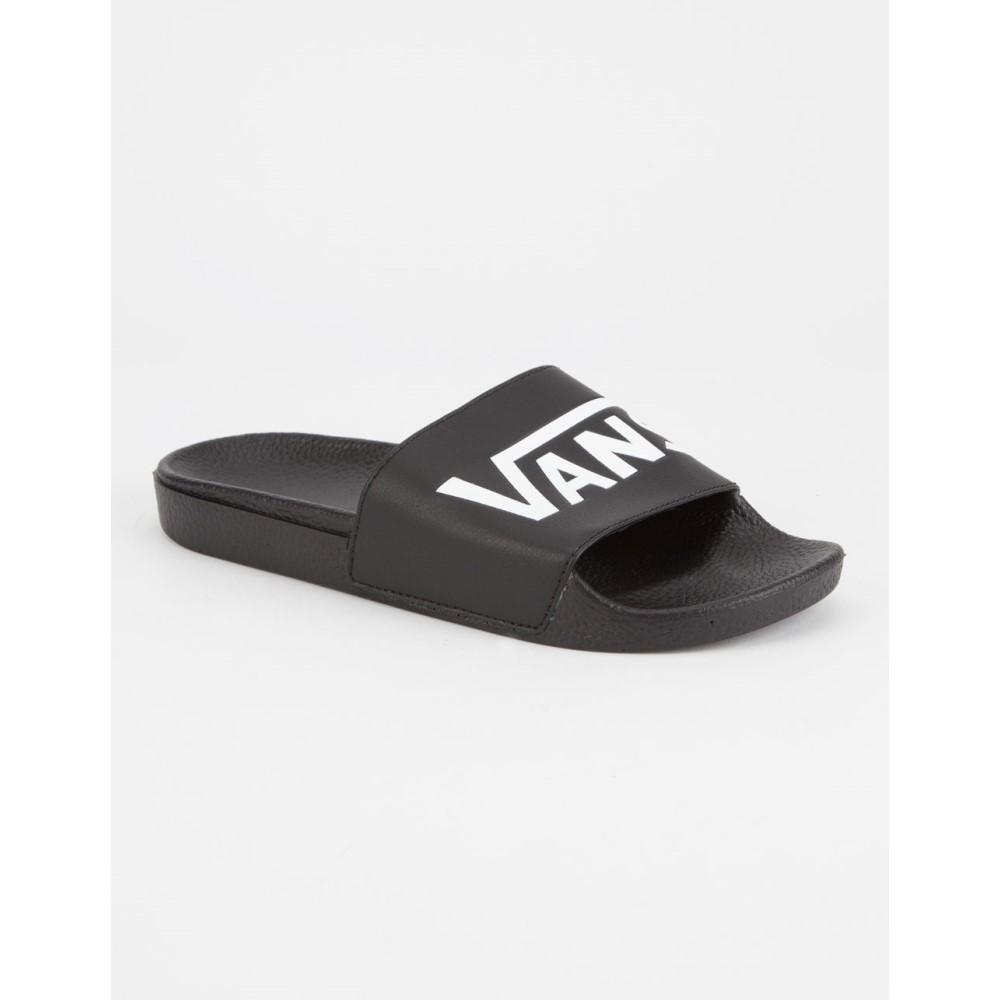 ヴァンズ レディース シューズ・靴 サンダル・ミュール【Slide-On Sandals】BLACK