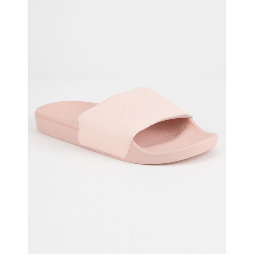 ヴァンズ レディース シューズ・靴 サンダル・ミュール【Slide Sandals】BLUSH