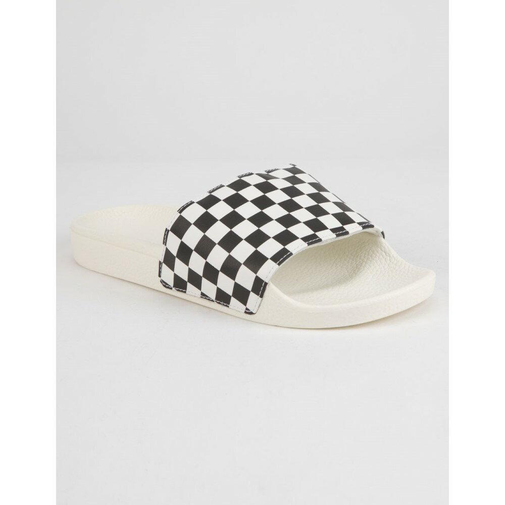 ヴァンズ レディース シューズ・靴 サンダル・ミュール【Checkered Slide Sandals】CHECKER
