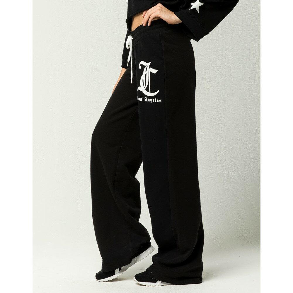 ジューシークチュール レディース ボトムス・パンツ スウェット・ジャージ【Logo Sweatpants】BLACK