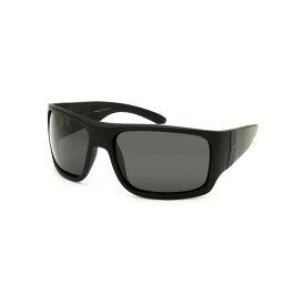 マッドソン メンズ メガネ・サングラス【x SANTA CRUZ Manic Polarized Sunglasses】MATBL