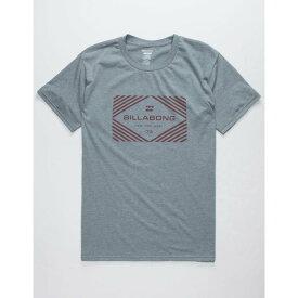 a16b72330ed79 ビラボン メンズ トップス Tシャツ【Formula 73 T-Shirt】HEATHER GREY