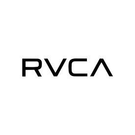 ルーカ RVCA メンズ ステッカー【Logo Sticker】BLACK