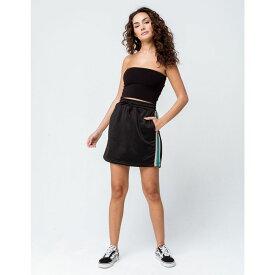 ヴァンズ VANS レディース スカート ミニスカート【Cali Native Track Skirt】BLACK