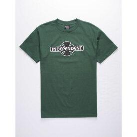 インディペンデント INDEPENDENT メンズ トップス Tシャツ【O.G.B.C. T-Shirt】FOREST