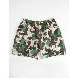 ハフ HUF メンズ ショートパンツ ボトムス・パンツ【Safari Easy Shorts】CAMO