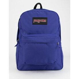 ジャンスポーツ JANSPORT メンズ バックパック・リュック バッグ【Black Label SuperBreak Violet Purple Backpack】PURPLE