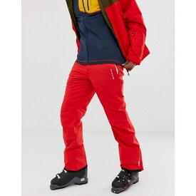 デア トゥビー Dare 2b メンズ スキー・スノーボード ボトムス・パンツ【Dare2b Profuse II Ski Pants】Red