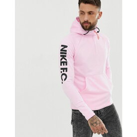bd284c0e6de0d7 ナイキ Nike メンズ トップス パーカー【FC Hoodie In Pink】Pink