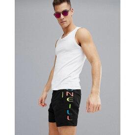 オニール メンズ 水着・ビーチウェア 海パン【Torque Board Shorts 16 Inch】Black