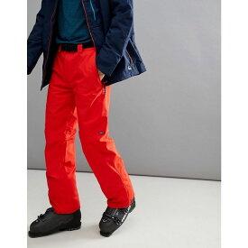 オニール O'Neill メンズ ボトムス・パンツ【Hammer Pants】Fiery red