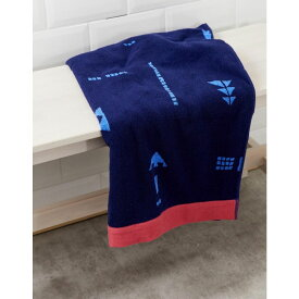 エイソス ASOS SUPPLY レディース タオル【abstract triangle bath towel】Multi