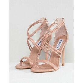 スティーブ マデン Steve Madden レディース シューズ・靴 サンダル・ミュール【High Heeled Sandals】Blush