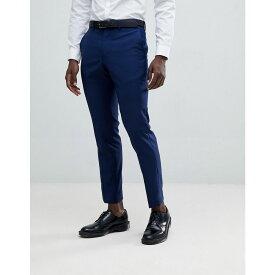 フレンチコネクション French Connection メンズ ボトムス・パンツ スラックス【Slim Fit Wedding Suit Trousers】Blue
