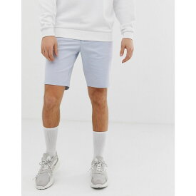 ベネトン United Colors of Benetton メンズ ボトムス・パンツ ショートパンツ【United Colors Of Benetton chino short in grey】Grey