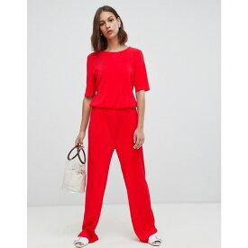 ミニマム Minimum レディース ワンピース・ドレス オールインワン【clean jumpsuit】Fiery red