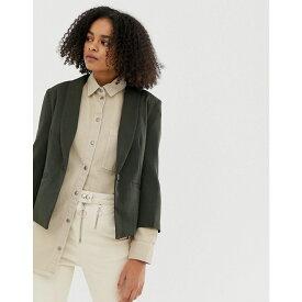 ミニマム Minimum レディース アウター スーツ・ジャケット【3/4 sleeve blazer】Rosin