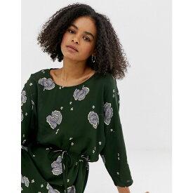 ミニマム Minimum レディース ワンピース・ドレス ワンピース【floral shift dress】Rosin