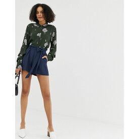 ミニマム Minimum レディース ボトムス・パンツ ショートパンツ【tie waist shorts】Navy blazer