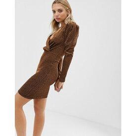 ミニマム Minimum レディース ワンピース・ドレス ワンピース【Moves By long sleeve dress】Cobber
