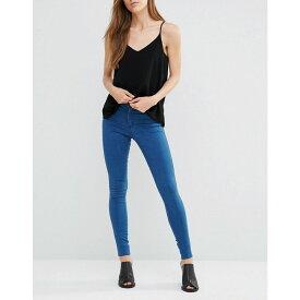 ミニマム Minimum レディース ボトムス・パンツ ジーンズ・デニム【Vilma High Rise Skinny Jeans】Medium blue