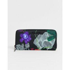 フィオレッリ Fiorelli レディース 財布【botanical zip around purse】Winter bot