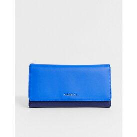 フィオレッリ Fiorelli レディース 財布【fold over purse in blue】Blue mix