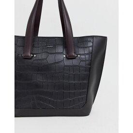 フィオレッリ Fiorelli レディース バッグ トートバッグ【shopper bag in black croc】Black croc