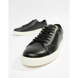 ヴェルサーチ Versace Jeans メンズ シューズ・靴 スニーカー【trainers in black】Black