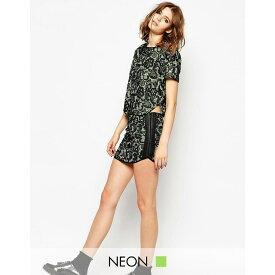 エンドレスローズ Endless Rose レディース スカート【Neon Lace Cutwork Skirt】Multi