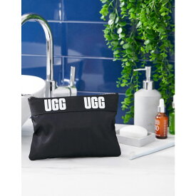 アグ UGG レディース ポーチ【Exclusive Zip Make Up Pouch in Black】Black
