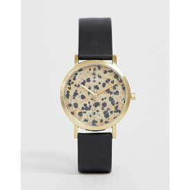 クルース Cluse レディース 腕時計【CLUSE La Roche Limited Edition Dalmation Leather Watch】Black
