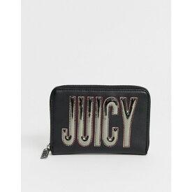 ジューシークチュール Juicy Couture レディース 財布【logo zip around purse】Gun