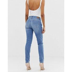 サルサ Salsa レディース ボトムス・パンツ ジーンズ・デニム【sculpting no gap jeans】Bleach