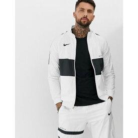 ナイキ Nike メンズ アウター ジャージ【FC Track Jacket In White】White