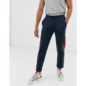 ヒューゴ ボス BOSS メンズ インナー・下着 パジャマ・ボトムのみ【jersey sweatpants】Navy