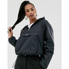 ナイキ Nike レディース トップス フリース【black pullover fleece lined jacket】Black/white